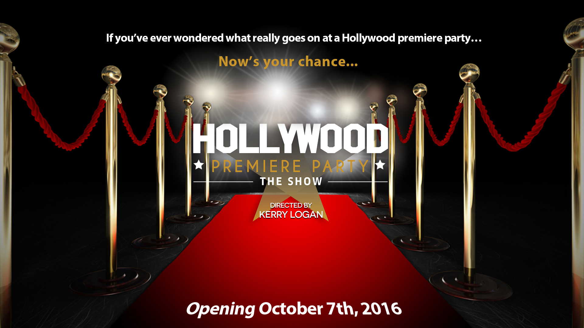 Hollywood Premiere Party - Where Everyone's on the A-List title=